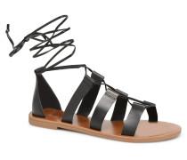 XAVIERRA Sandalen in schwarz