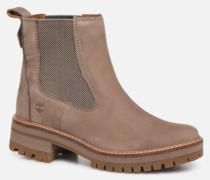 Courmayeur Valley Chelsea Stiefeletten & Boots in beige