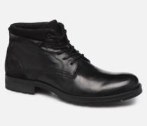 Jack & Jones JFWHARRY CHUKKA Stiefeletten Boots in schwarz