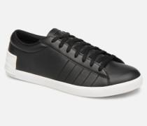 Flag W Sneaker in schwarz