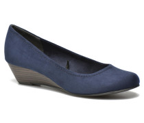 Imit 2 Pumps in blau