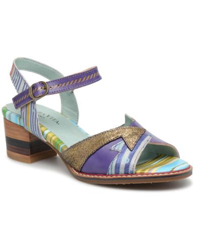 Diego01 Sandalen in mehrfarbig