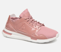 R Flow W Coasted Sneaker in rosa