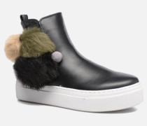 Lacey Sneaker in schwarz