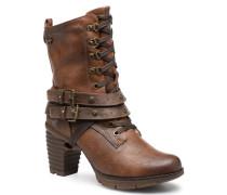 Elodie Stiefeletten & Boots in braun