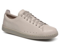 Nathan Lace Sneaker in grau