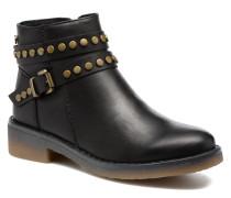 Teki Stiefeletten & Boots in schwarz