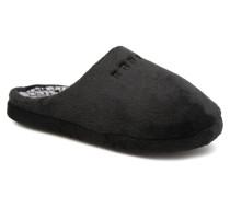 STICHY MULE Hausschuhe in schwarz