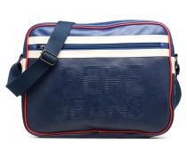 ROLLER GAME BAG Herrentasche in blau