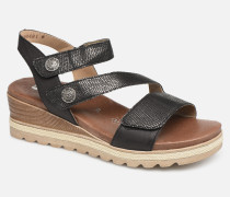 Irina D6358 Sandalen in schwarz