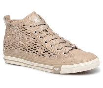 1146519in318 Taupe Sneaker in beige