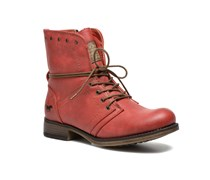 Irina Stiefeletten & Boots in rot