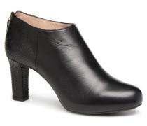 NICOLAS CUIR NOIR NA BLACK Stiefeletten & Boots in schwarz
