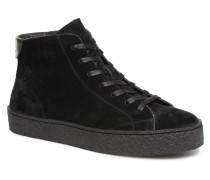 Dogs Mid Sneaker in schwarz