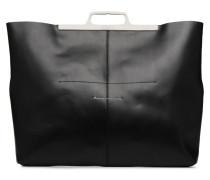 S41WF0028 Handtasche in schwarz
