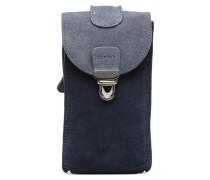 Bea Suede Belt Bag Handtasche in blau