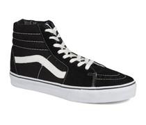 SK8 Hi M Sneaker in schwarz
