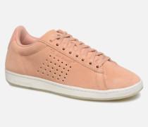 Courtset W Bold Sneaker in rosa