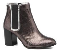 Calounette Stiefeletten & Boots in silber