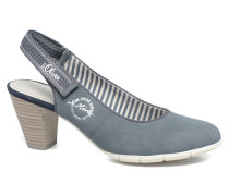 julia Pumps in blau