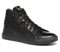 Nerinam Sneaker in schwarz