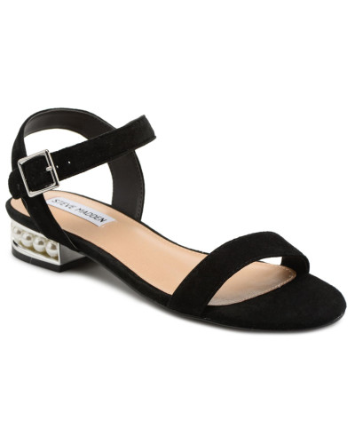 Brandneues Unisex Günstiger Preis 2018 Neueste Preiswerte Online Steve Madden Damen Cashmere Mid Heel Sandal Sandalen in schwarz Wirklich Online-Verkauf Sammlungen Online-Verkauf iprqV