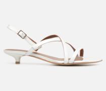 UrbAfrican Sandales Plates #3 Sandalen in weiß