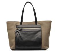 AMBROISE Cabas Handtasche in braun