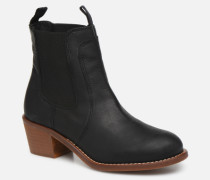 WOODB Stiefeletten & Boots in schwarz