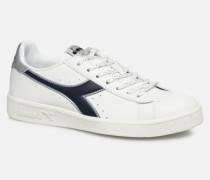 Game P Wn Sneaker in weiß