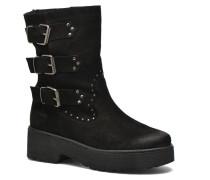 Baboon Stiefeletten & Boots in schwarz