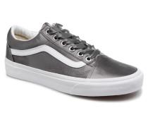 Old Skool W Sneaker in grau