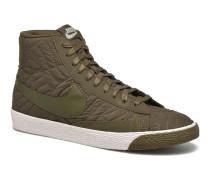 Wmns Blazer Mid Prm Se Sneaker in grün