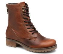 DOUBLON Stiefeletten & Boots in braun