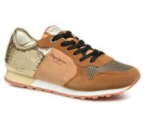 VERONA W NEW SEQUINS 2 Sneaker in braun