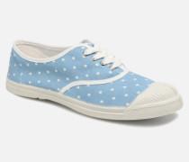 Poisdenim Sneaker in blau