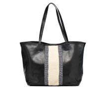 Cabas Chiva Handtasche in schwarz