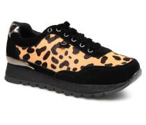 46566 Sneaker in schwarz