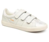 ORCHID SHIMMER VELCRO Sneaker in weiß