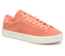 Court Vantage W Sneaker in orange
