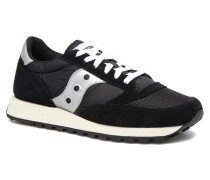 Jazz Original Vintage Sneaker in schwarz