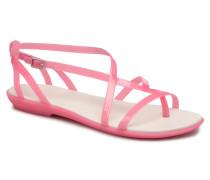 Isabella Gladiator Sandal W Sandalen in rosa