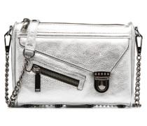 Jamie Crossbody Handtasche in silber