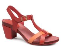 PIETRAME Sandalen in rot