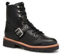 IDA Stiefeletten & Boots in schwarz