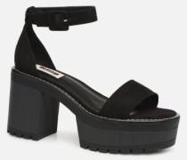 50695 Sandalen in schwarz