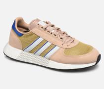 Marathon Tech Sneaker in braun