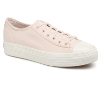 Triple Kick Colorblock Sneaker in rosa