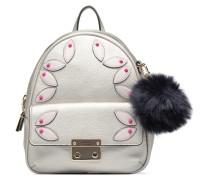 Varsity Pop Small Backpack Rucksäcke für Taschen in silber
