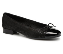 Bari 43708 Ballerinas in schwarz